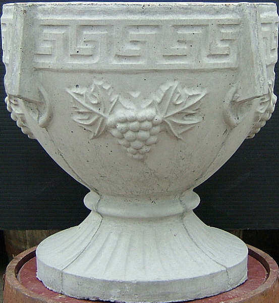 Woodburn Concrete Flower Pots