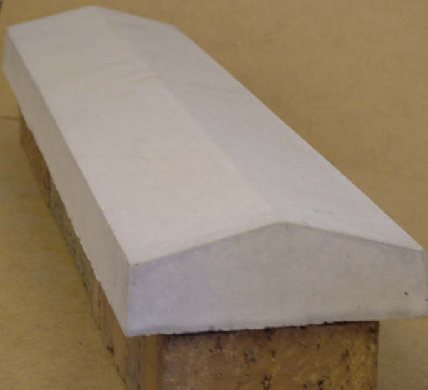 Woodburn Concrete Wall Copings